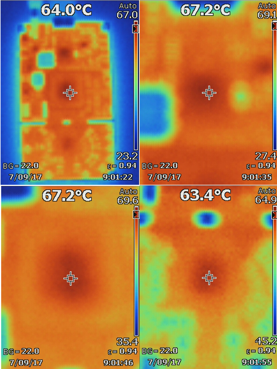 Cooling the LimeSDR (with IR pictures) – REDS blog